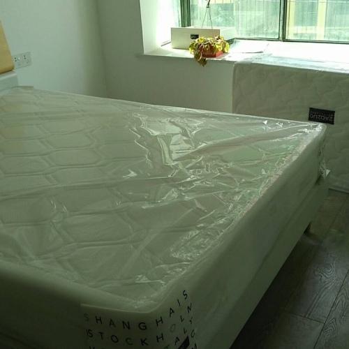 ------_小棕熊儿童折叠床垫怎么样_1