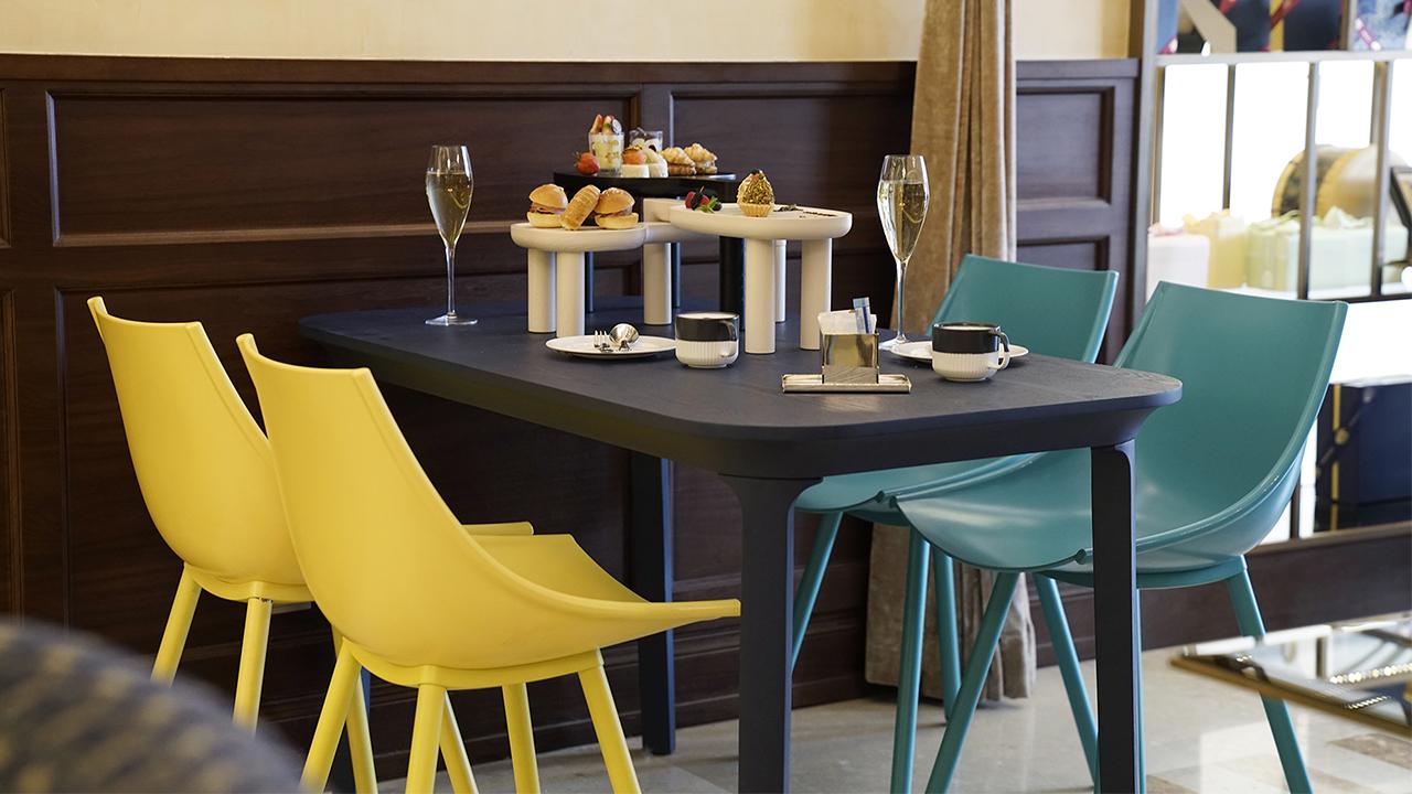 COVA × 造作丨当米兰百年甜品遇上威尼斯设计大咖