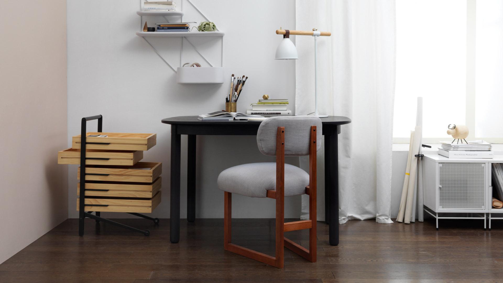 专业级家用工作椅,从膝窝呵护到背脊