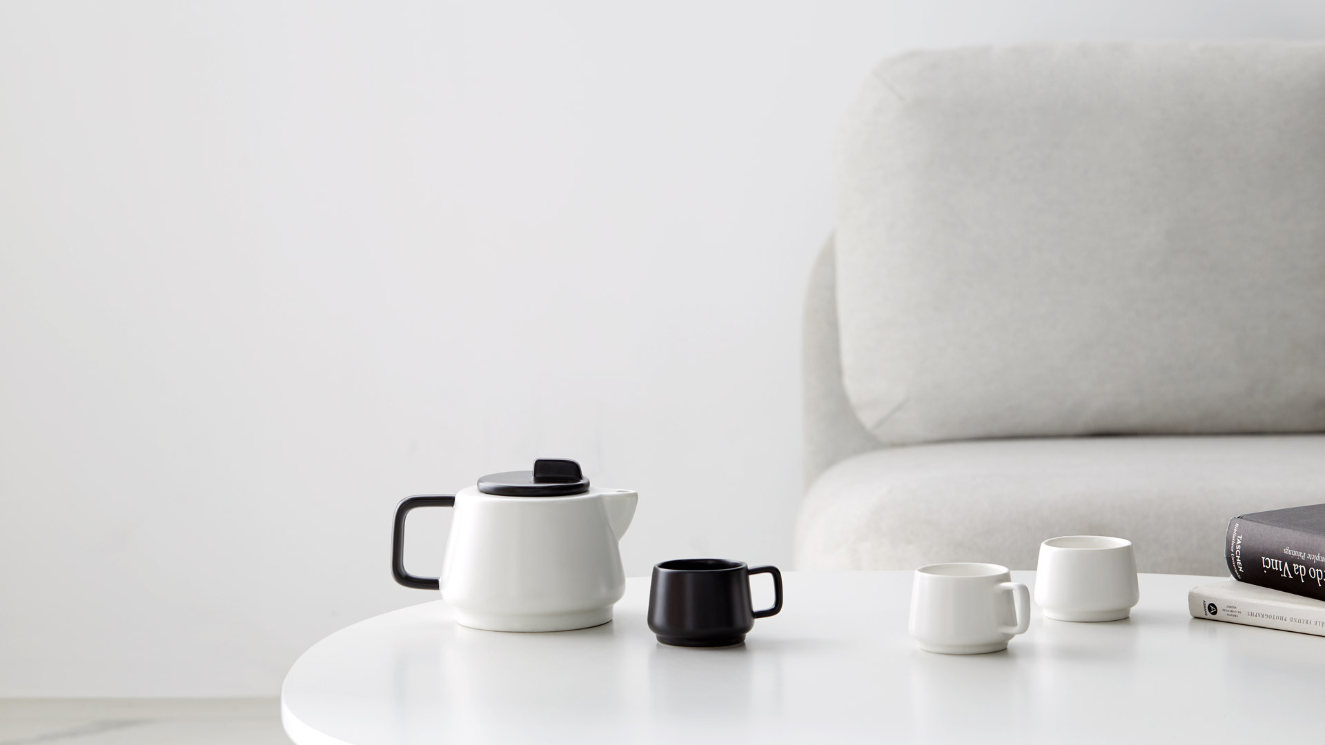选择你的茶杯颜色,轻松打开话题