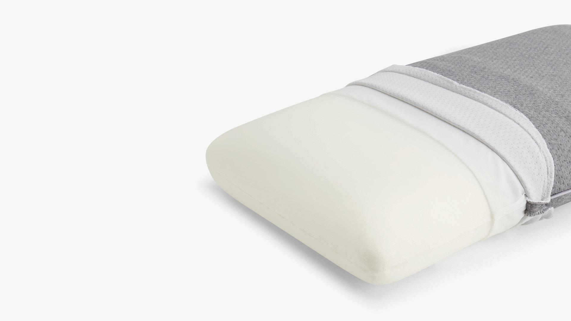 双层枕套设计<br/>有效保护枕芯