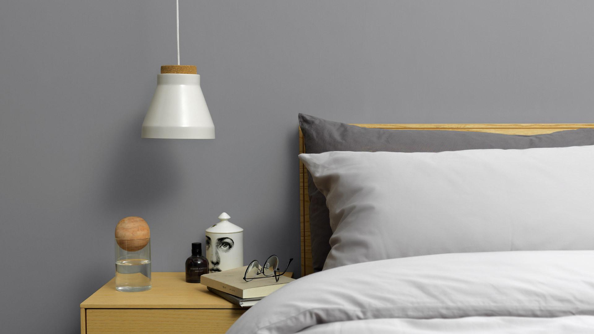 清爽木质卧室,零压入睡氛围