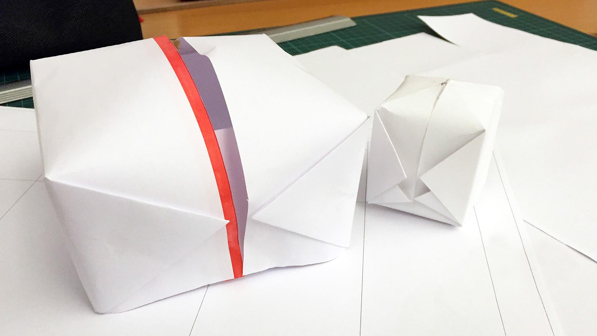 折纸气球灵感,找回遗忘的天真
