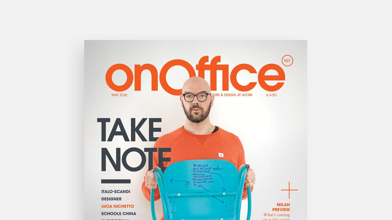 英国设计杂志onOffice|Luca Nichetto专访