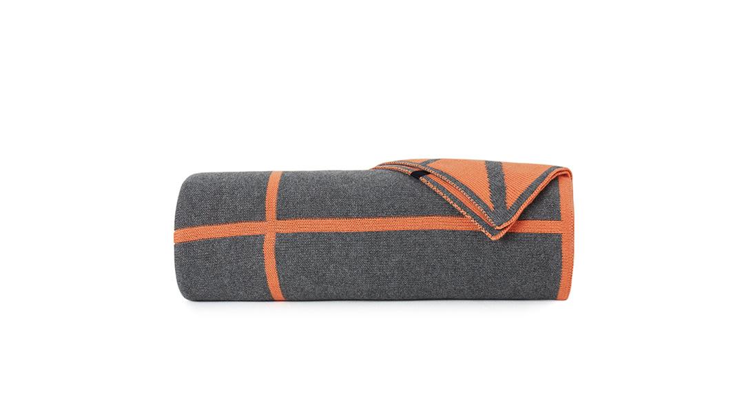 小Z精梳棉手工提花毯单人毯家纺
