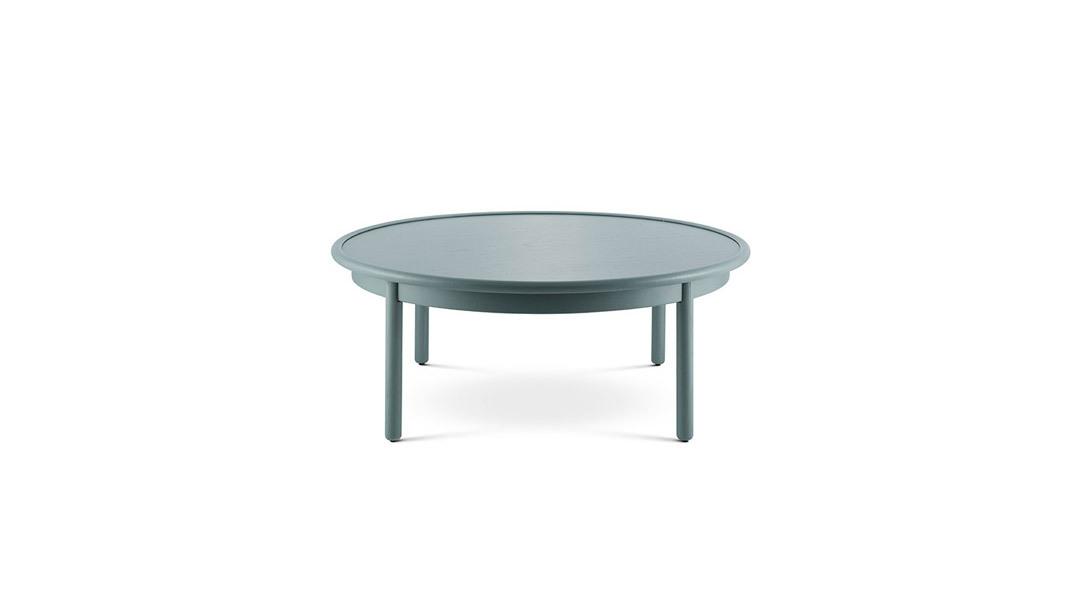 美术馆茶几小圆款桌几