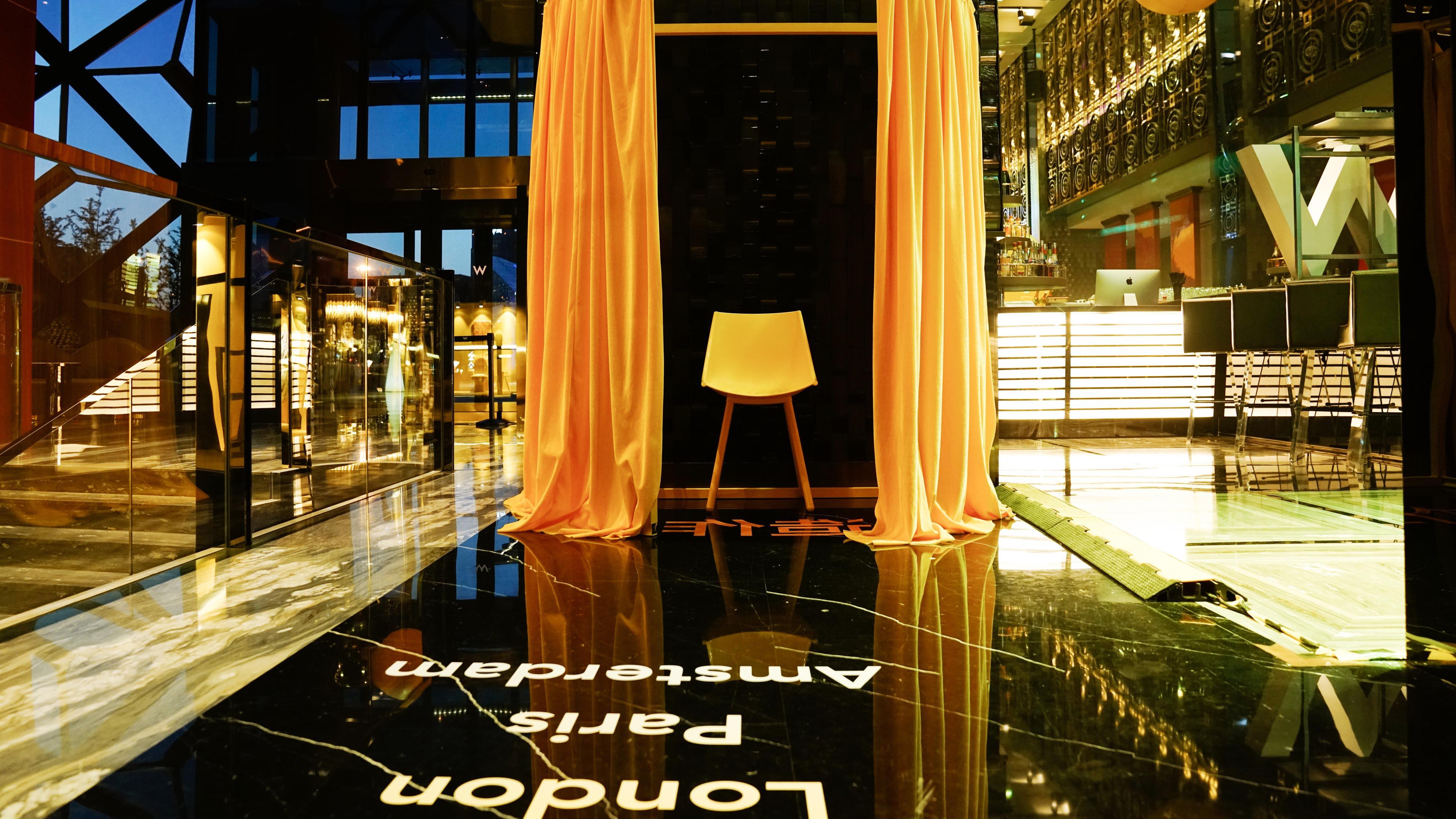 北京长安街 W 酒店 X 造作 | 5月京城最潮派对