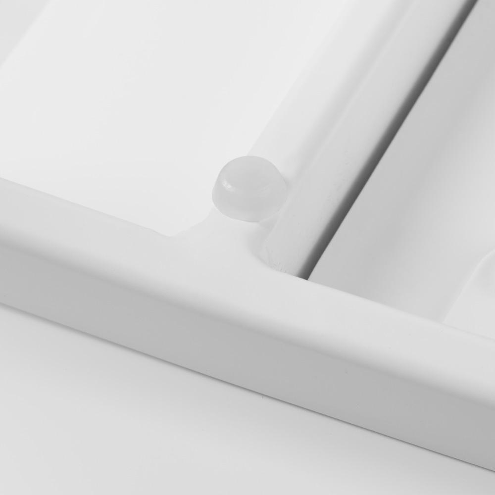 坐板下4个塑胶垫<br/>叠摞时不划伤