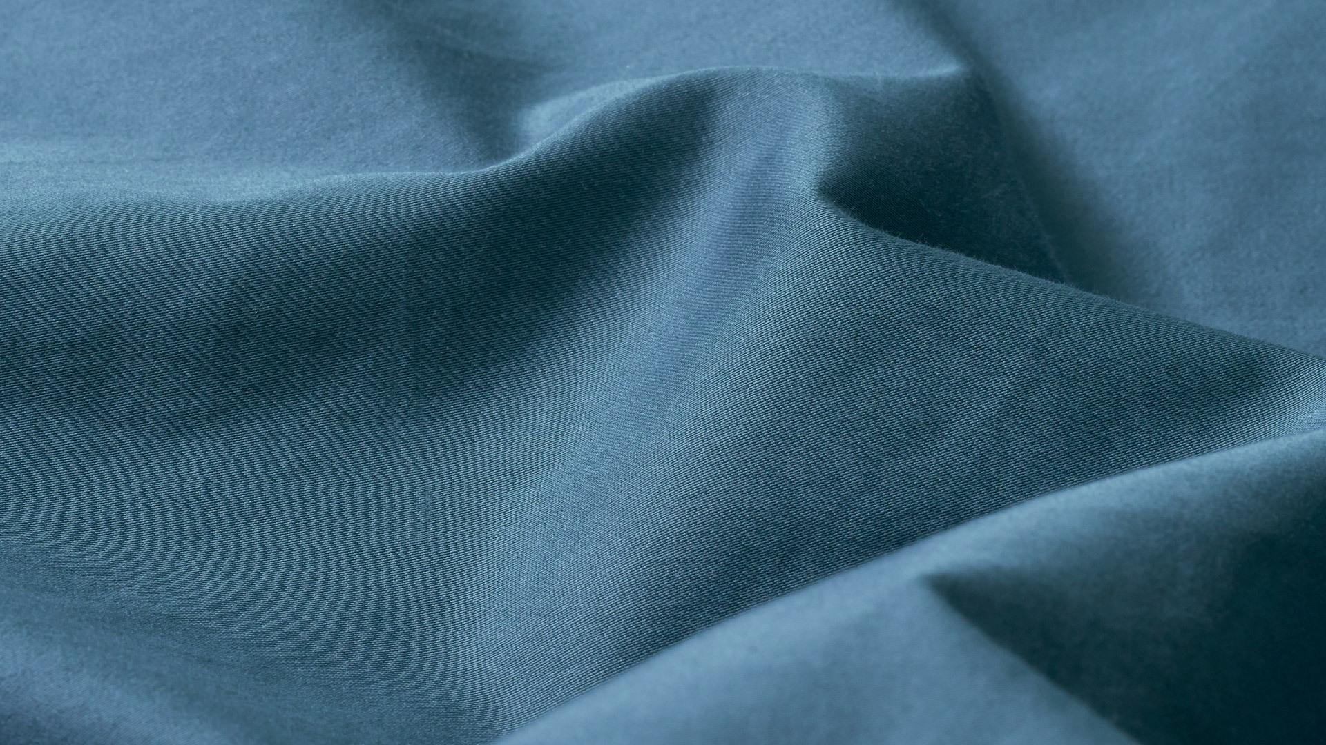 六. 纯棉贡缎,第一秒的微凉触感