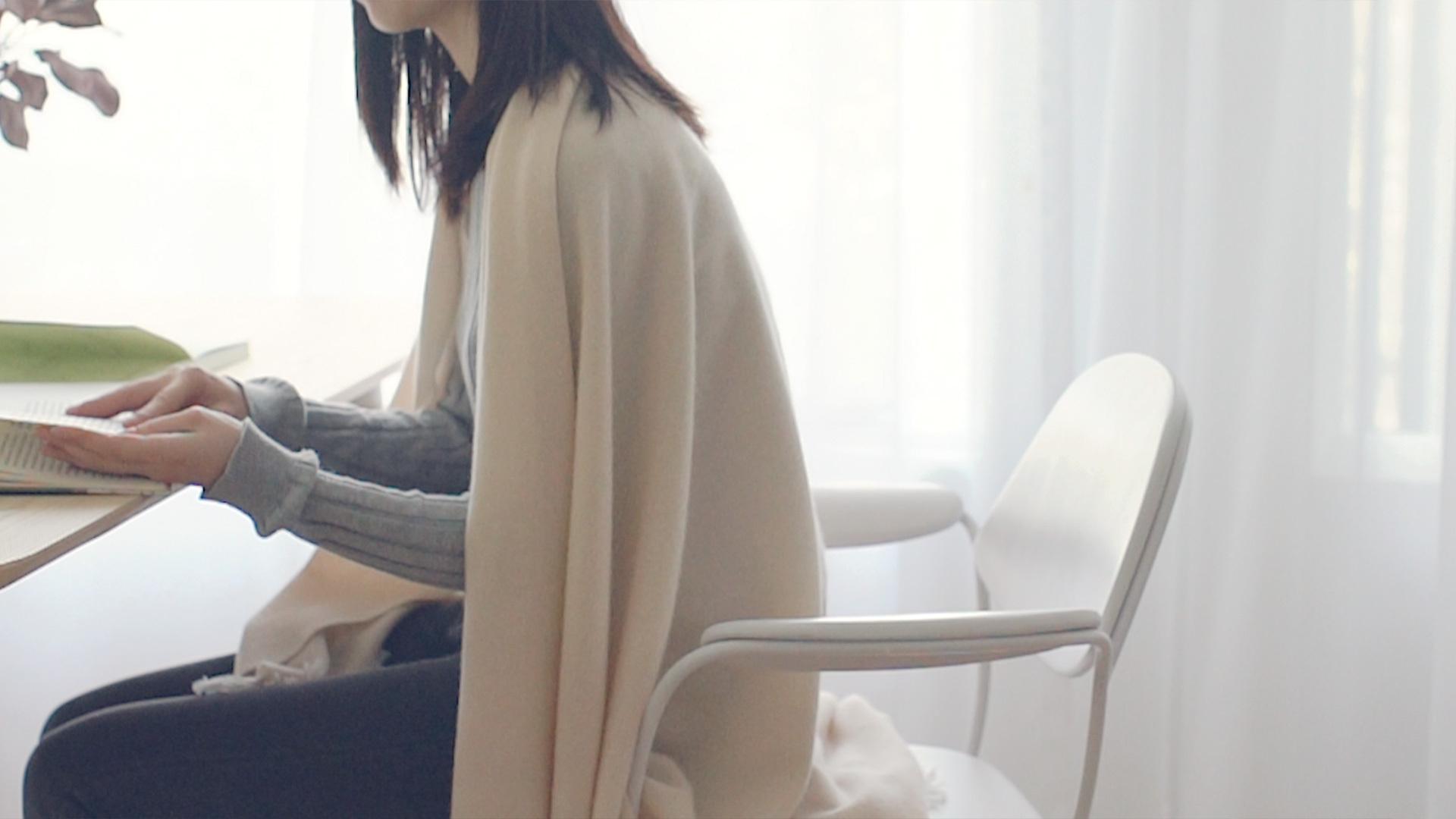 松软亲肤,温暖呵护整个冬天