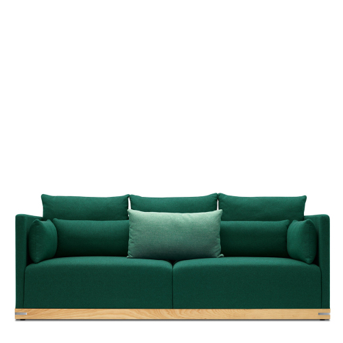 造作远山沙发®-三人座