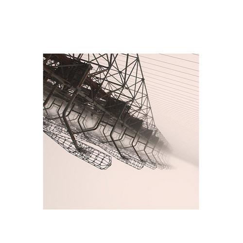 旅行家限量画芯 | Øystein Sture Aspelund作品5号-切尔诺贝利(装裱后)装饰效果图
