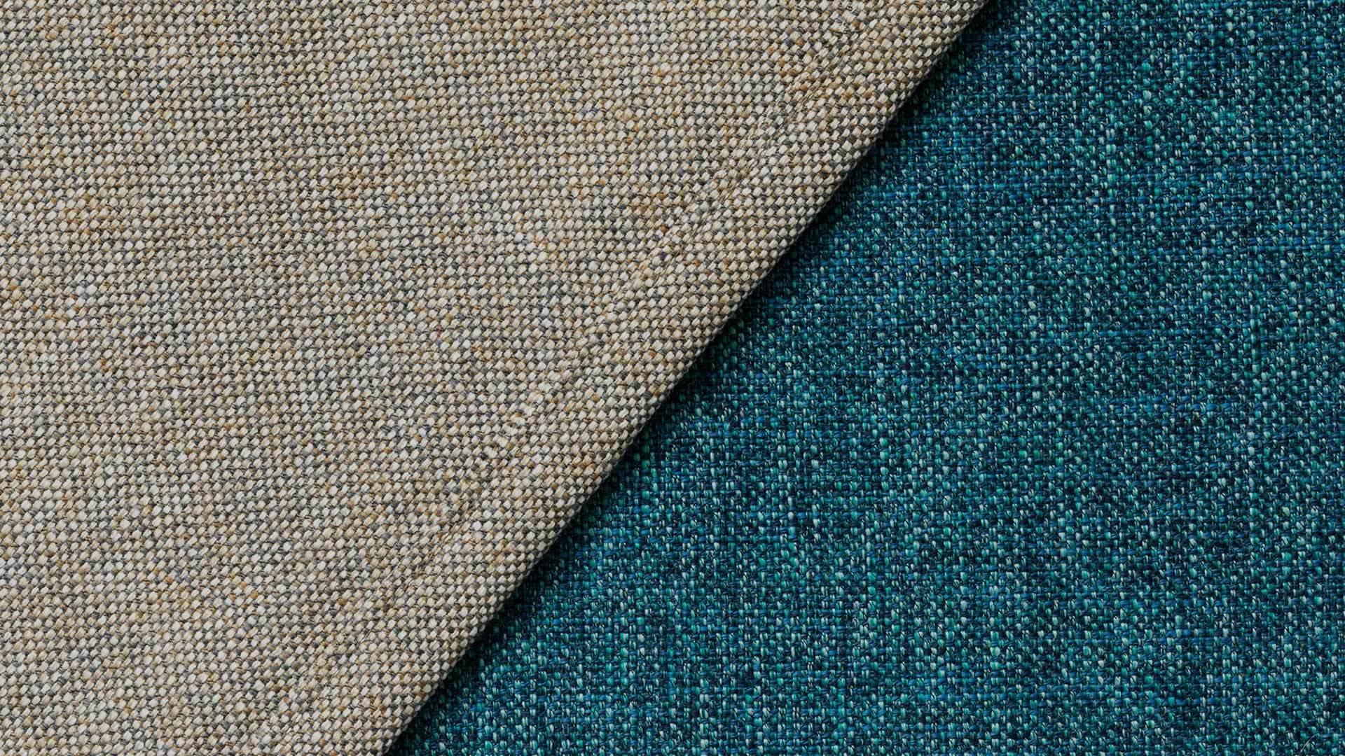 5色混线涤纶面料, 多层视效,柔韧厚实