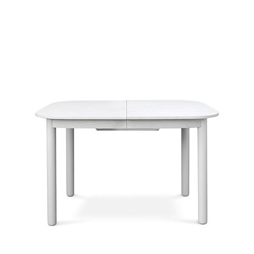 瓦雀伸缩桌伸缩前桌几效果图