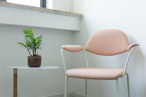去那一边对百合软椅发布的晒单效果图及评价