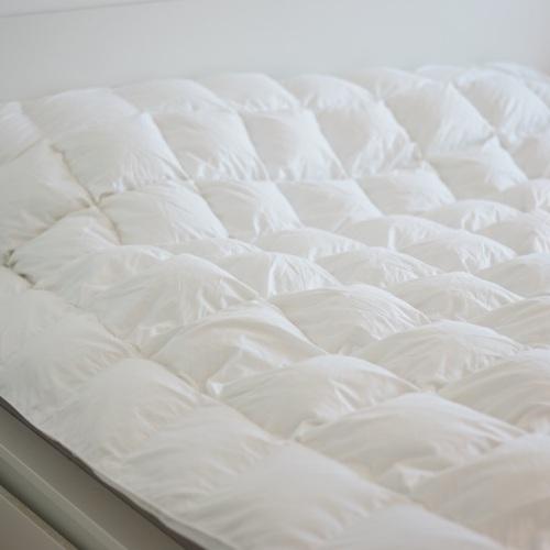 造作造作有眠™-极暖白鹅绒被芯(厚被)精选评价_咖啡如如
