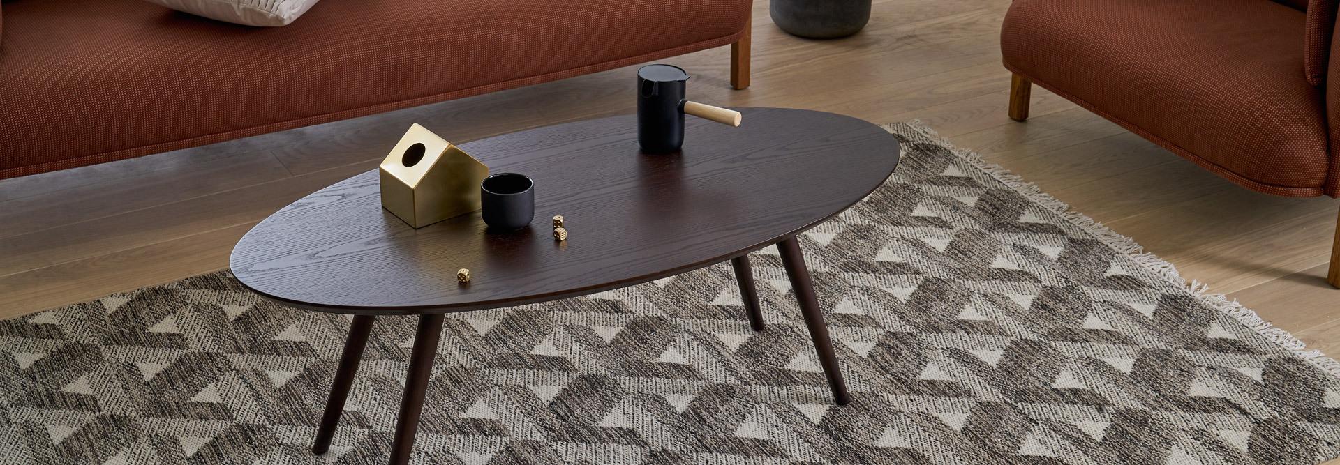 全实木手感,朴素与端庄的客厅之选