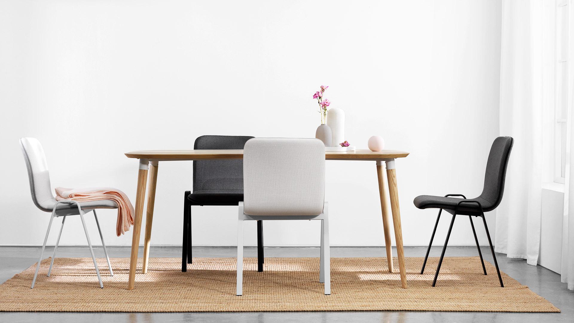软椅搭配更舒适,在家里放松下来