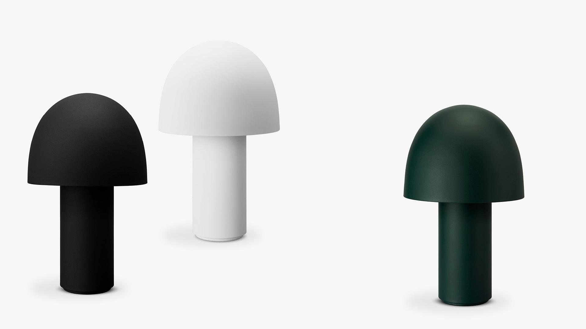 圆润造型,不露灯泡<br/>为居住与公共空间提供氛围照明