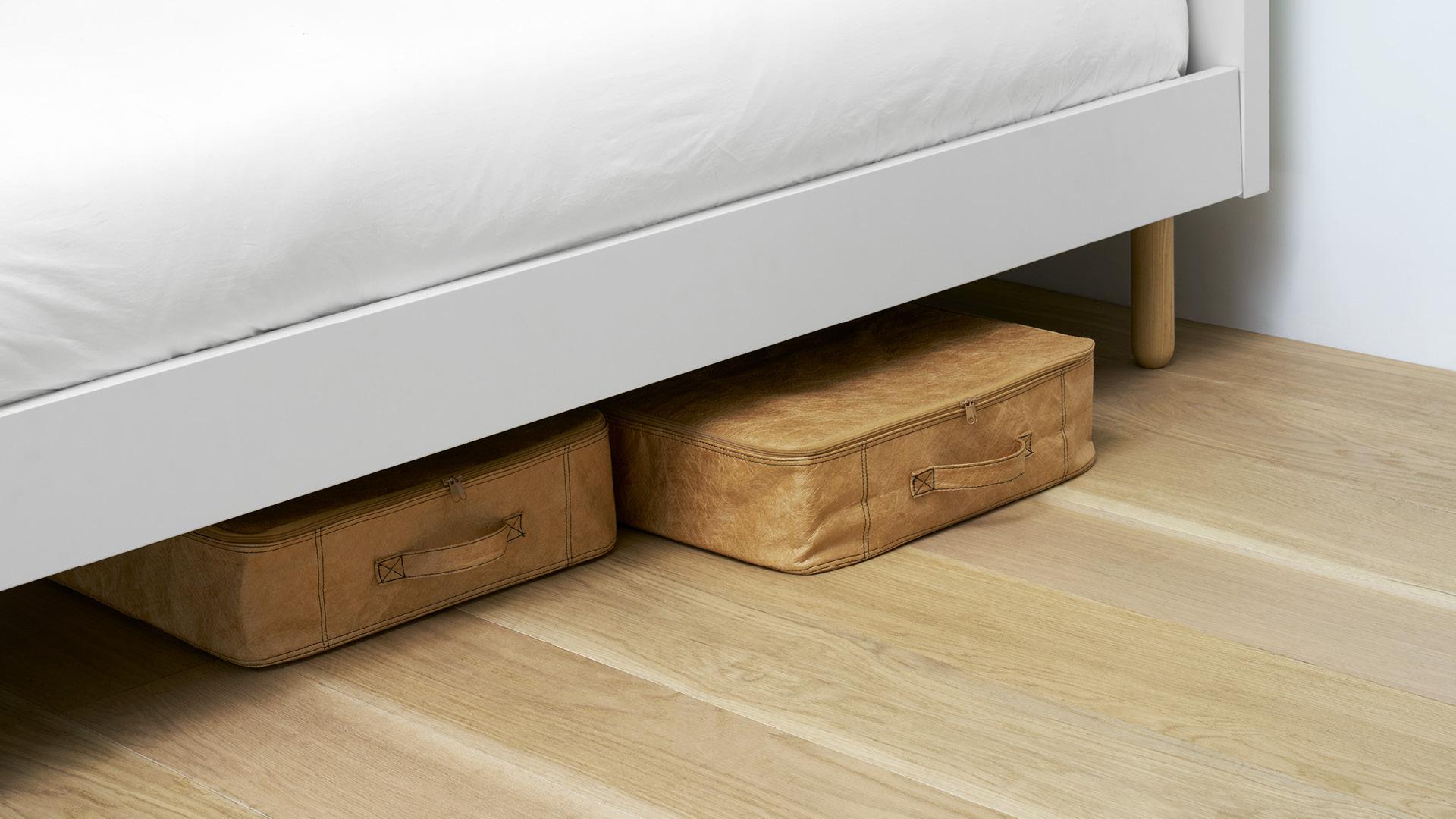 床下空间有效利用,居室生活井然有序