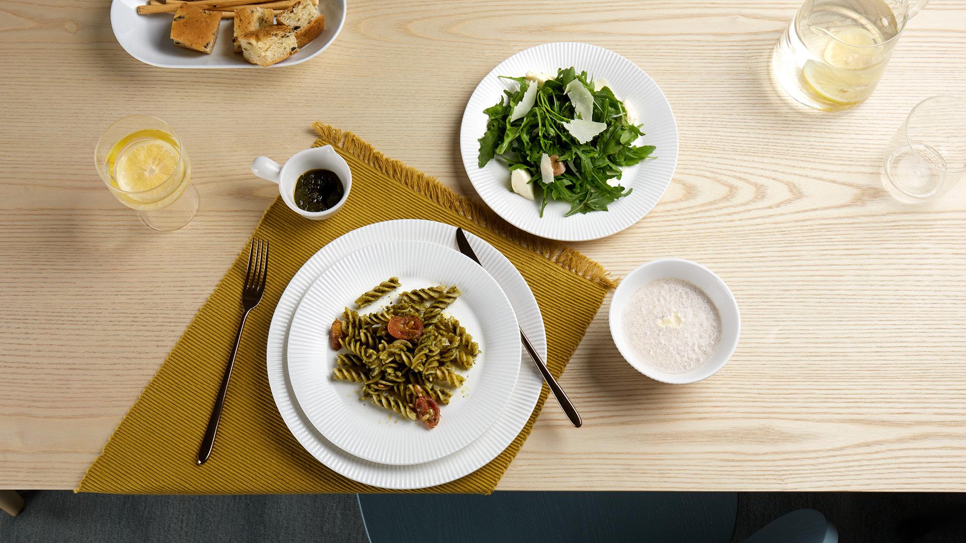 莹贝餐具10件组|Scallop Tableware