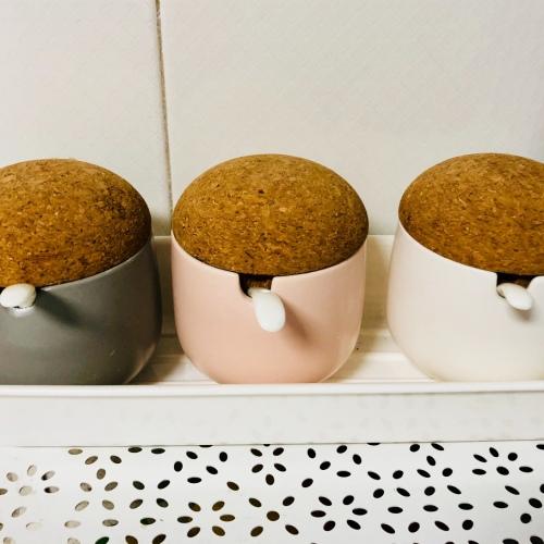 睛耕雨读_蘑菇调料罐3只调料罐套装怎么样_1