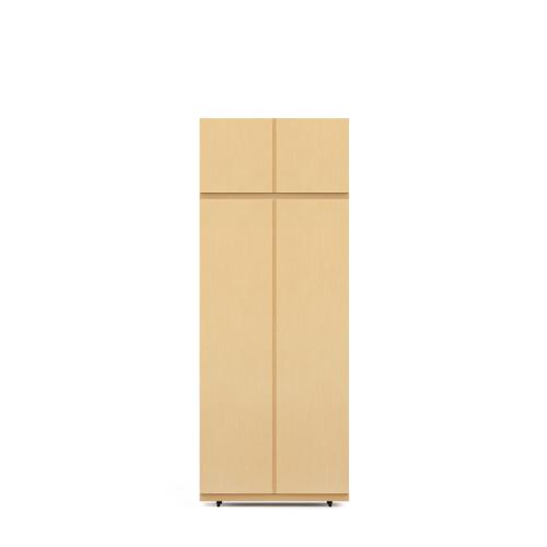 COSMO 2门衣柜E-2.1米高