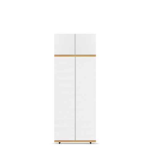 COSMO 2门衣柜A-2.1米高