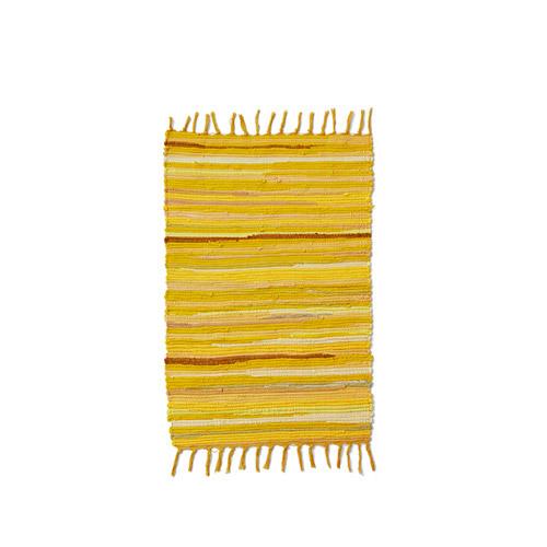 蜡笔纯棉手织地垫家纺