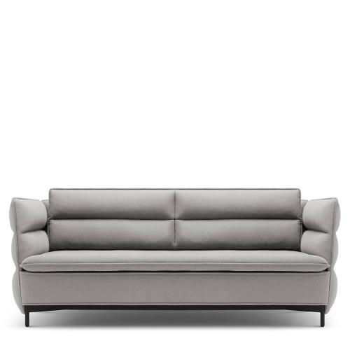 半月湾沙发-矮背双人座