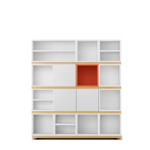 COSMO置物柜-1.8米高