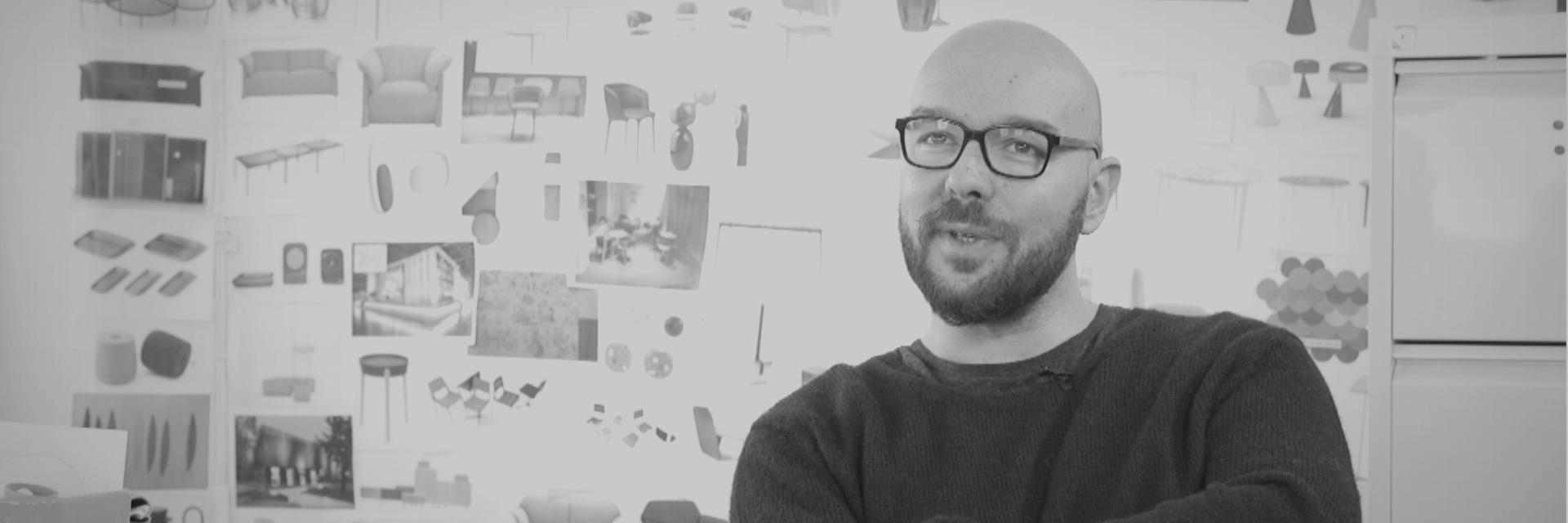 意大利Luca Nichetto阐释设计理念