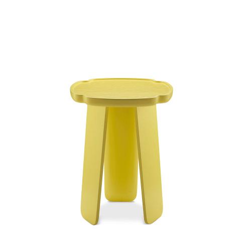 造作花间实木小桌®-高桌两叶款