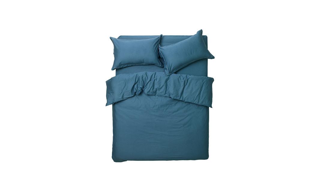 造作锦瑟纯色高支4件套床品™床·床具