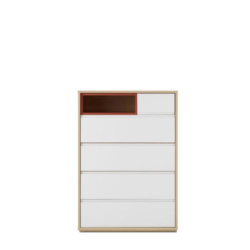 青山斗柜-阳橙棕盒