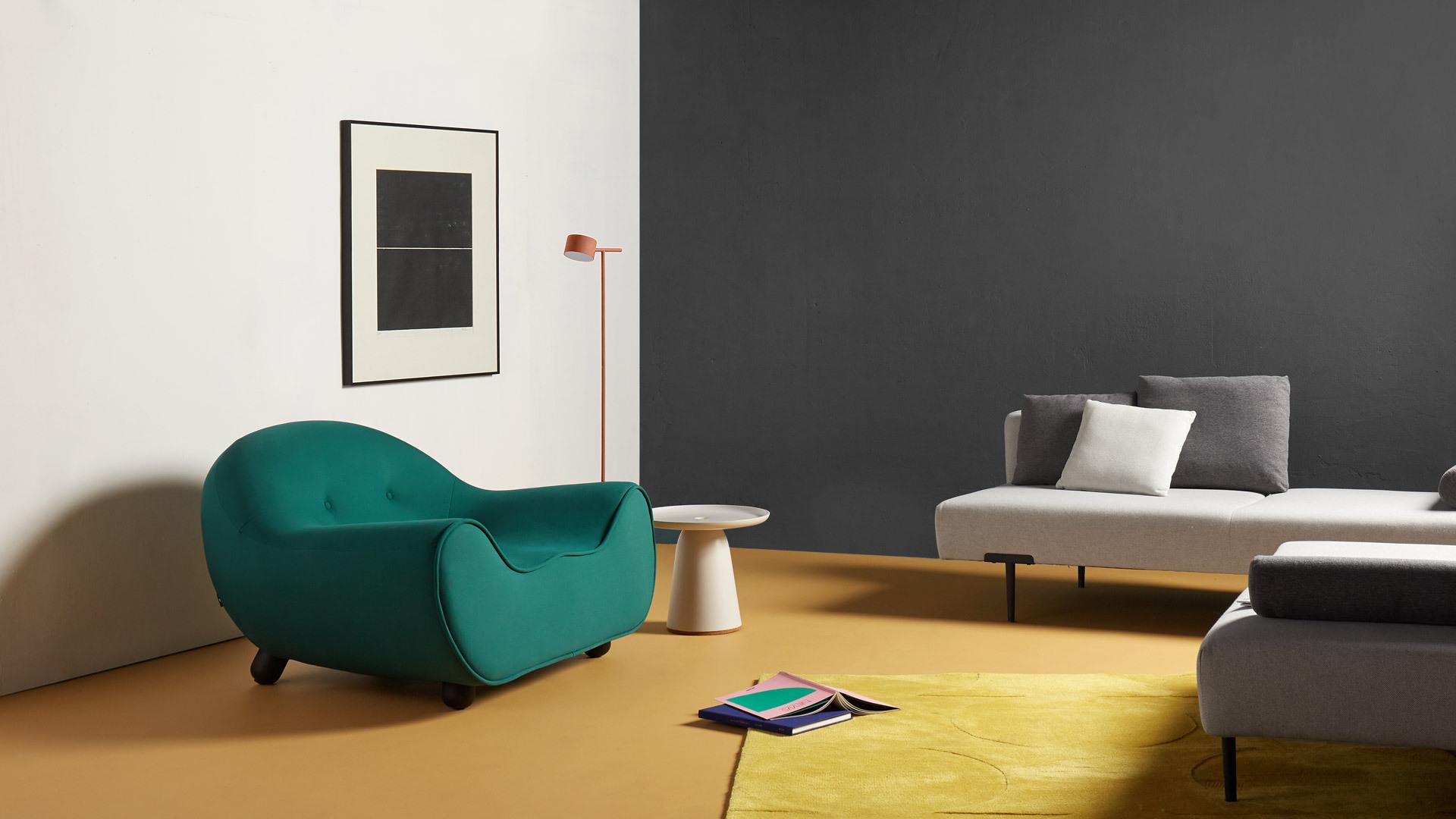 家用補充型沙發,打破刻板更靈動