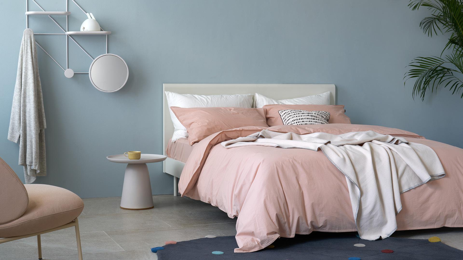 柔和色彩,给睡眠加一剂温柔