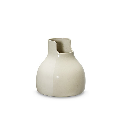 双生陶瓷花瓶
