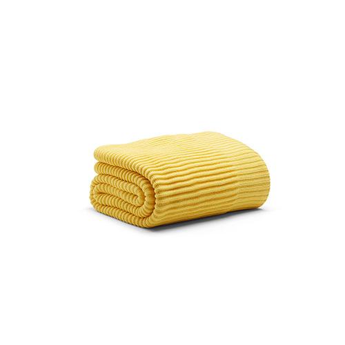蛋卷精梳棉针织毯家纺