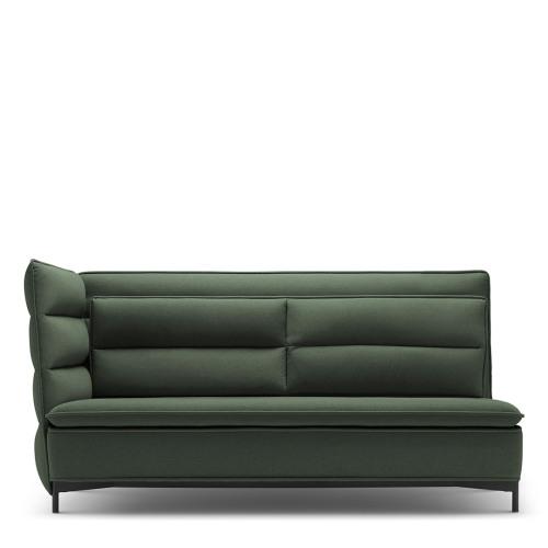 半月湾沙发-高背双人座左扶手