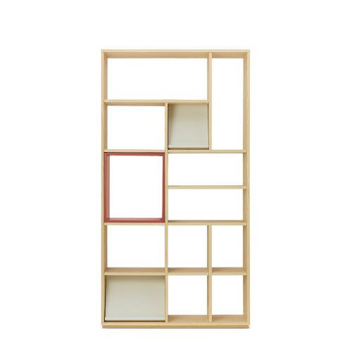 青山书架-小书架+大空盒