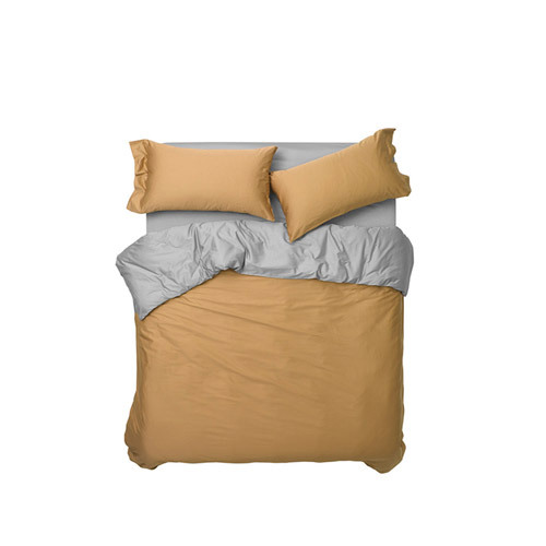 造作锦瑟撞色高支4件套床品™1.5米床·床具效果图
