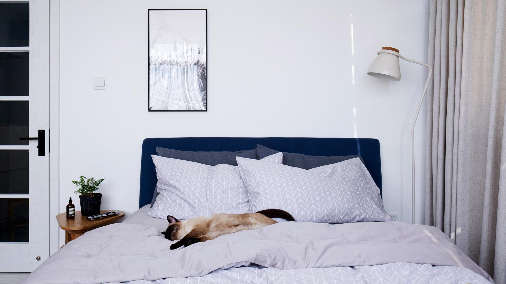 实景示范,品质卧室丝滑保证
