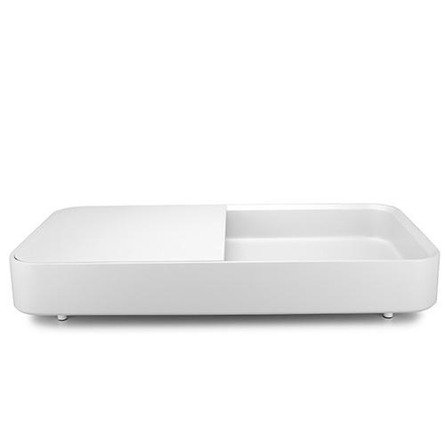 谜盒升级版脂灰大竖盒桌几效果图