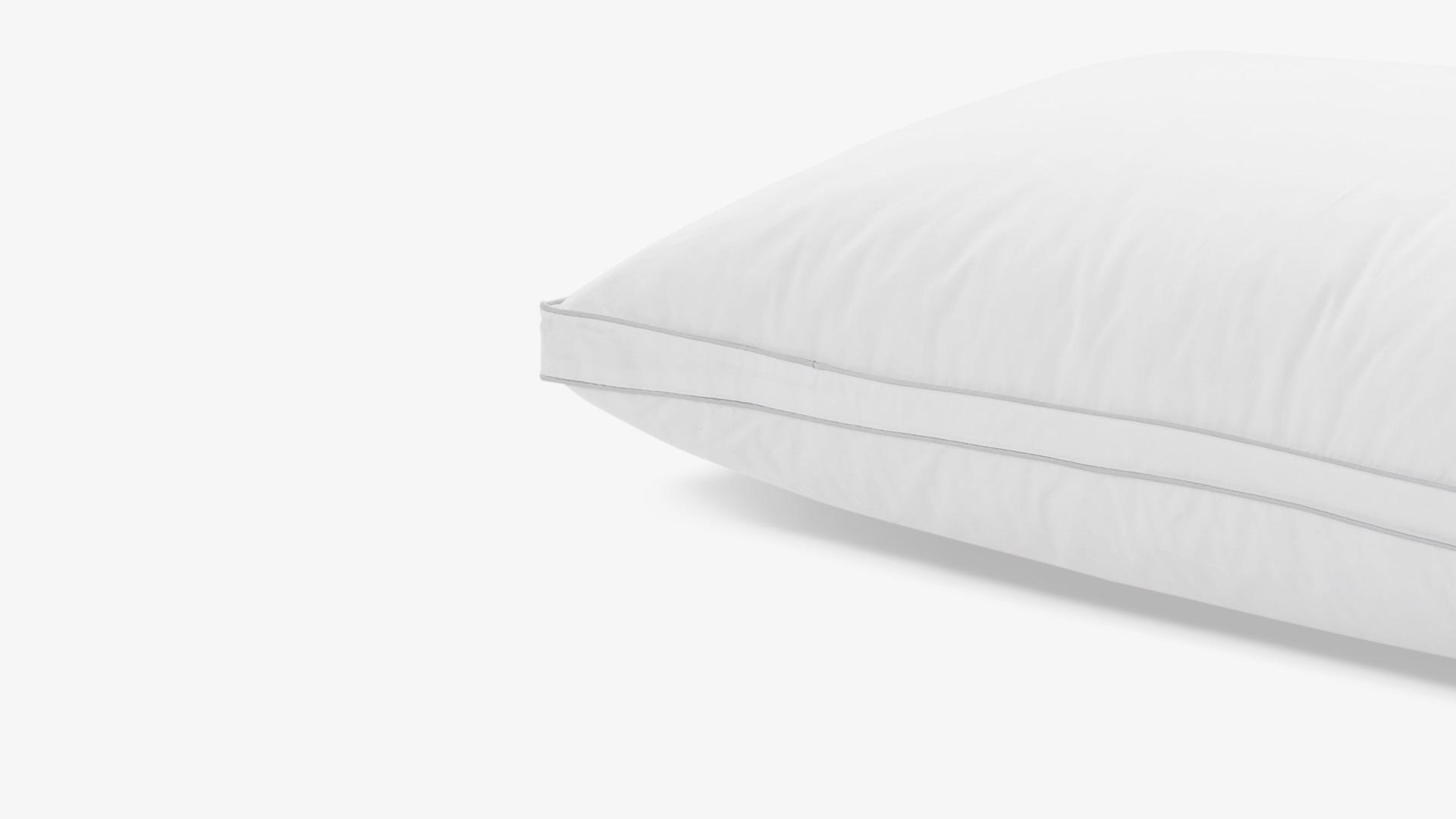轻羽软枕<br/>70%白鸭绒的透爽呼吸