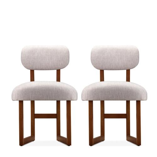 造作8点实木软椅职业版®-2把装