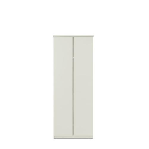 美术馆衣柜-两门无顶柜
