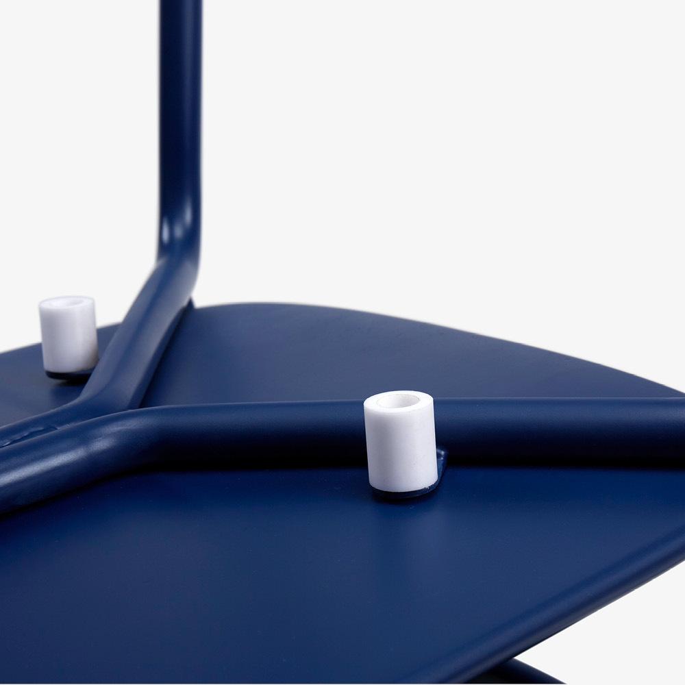 坐板下4个胶垫<br/>叠摞不刮伤
