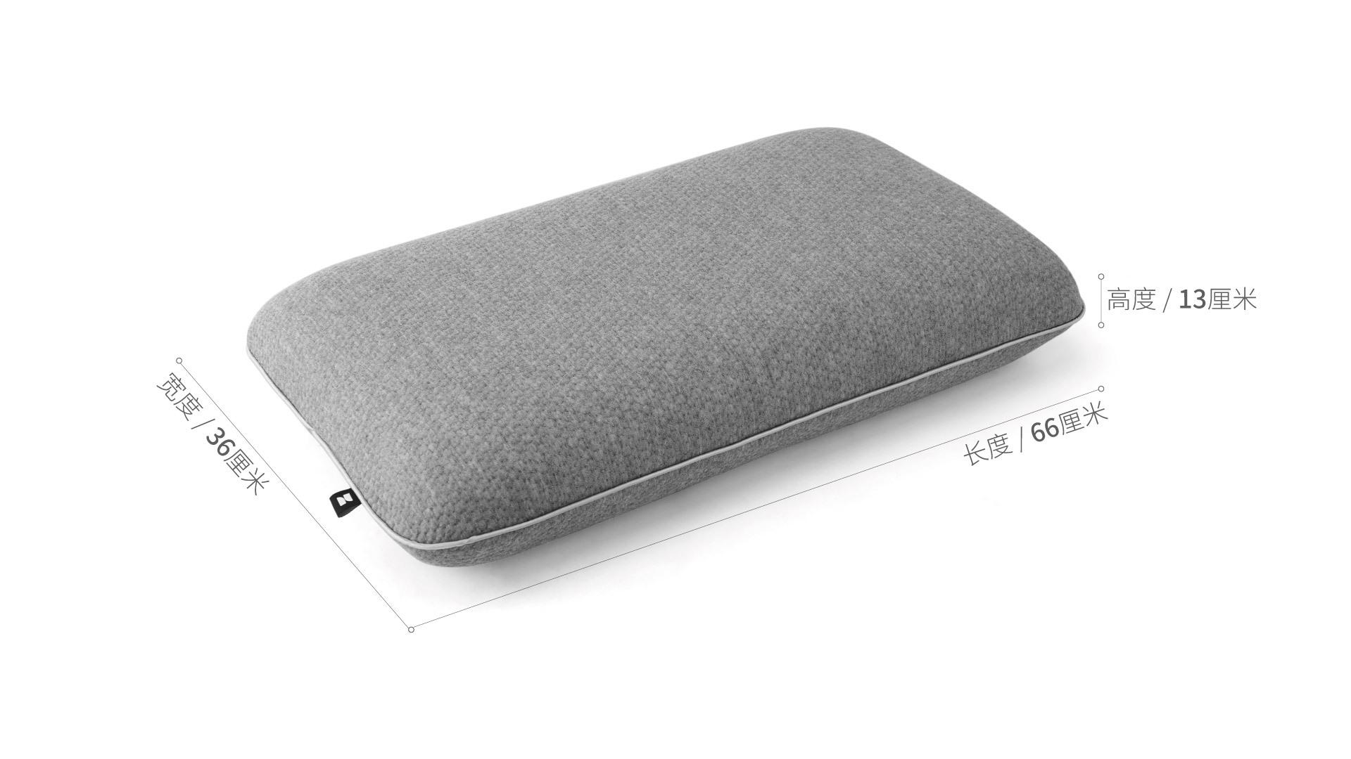 pH7号平衡亲水棉枕PH7号亲肤枕床·床具效果图