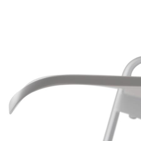 椅子前侧边缘缓坡设计,L型曲线的自然延伸,保证腿部的自然舒适感